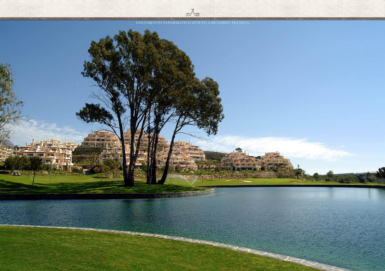 ACAP78 | Golf Apartment Marbella