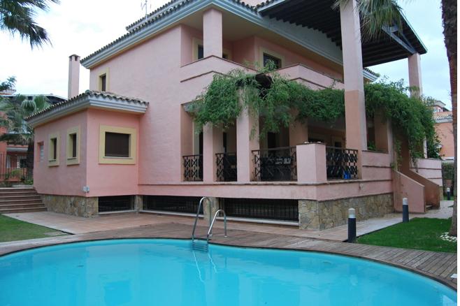 VMJ1603 | Villa in Los Monteros