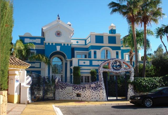VI3103   Villa in Bahia Marbella