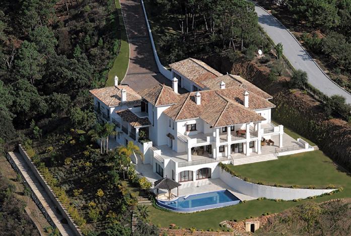 VAS904 | Villa in La Zagaleta