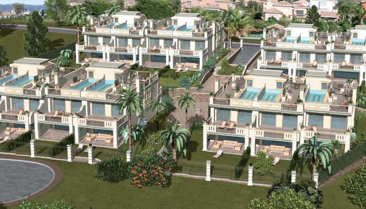 TSB192 | Townhouse in Marbella