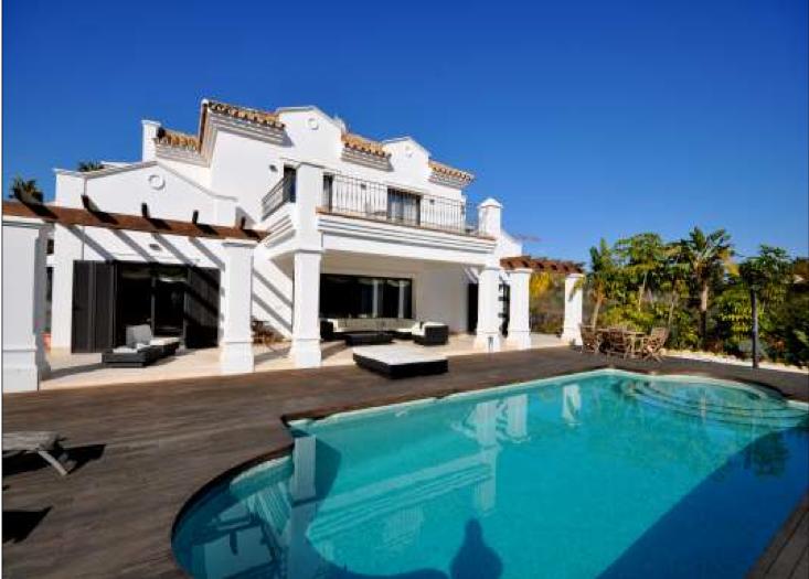 PRV196   Villa , Marbella