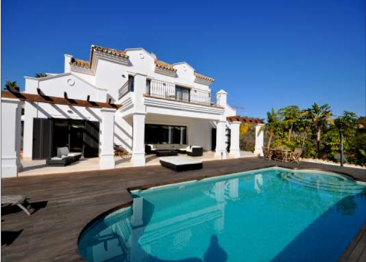 VO0212 | 5 Bed Villa - Puerto Banus