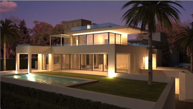 VOZ123 | Contemporary Villa, Guadalmina Baja