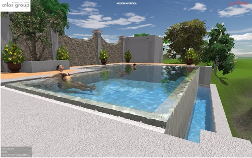 High Quality When You Are Ready, The Atlas Pool Design Build Program Allows You   The  Home Owner   To Play An Integral Role In The Design And Construction Of Your  Pool.