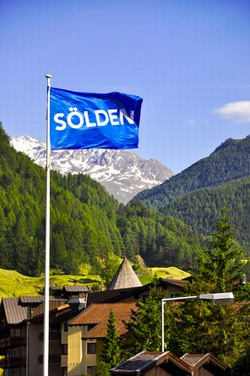 Hotels in Sölden