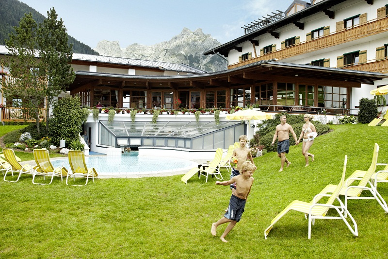 Gut Wenghof - Family Resort Werfenweng Bild2
