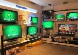 Fernsehgeräte in großer Auswahl, verschiedene Programmanbieter im Angebot. Auch die Satelliten-Installation ist Teil unseres Angebotes.