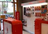 Unser Vodafone-Shop.