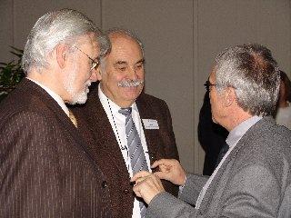 Dieses Foto Teilnehmer der Tagung