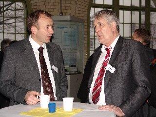 Dieses Foto zeigt Teilnehmer von Fachgespraechen anlaesslich der Tagung