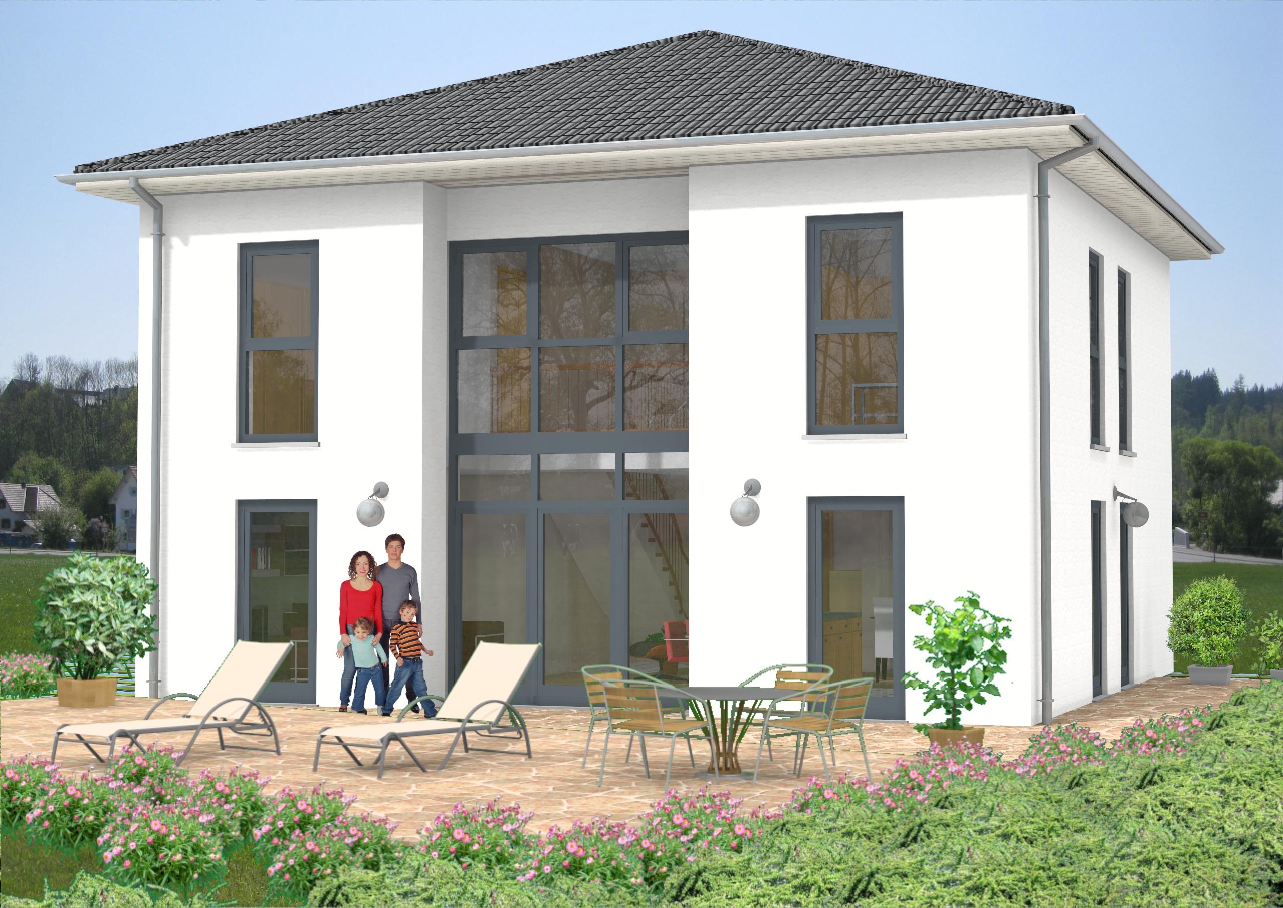 Modernes Haus Bauen. moderne h user bauen haus dekoration. modernes ...