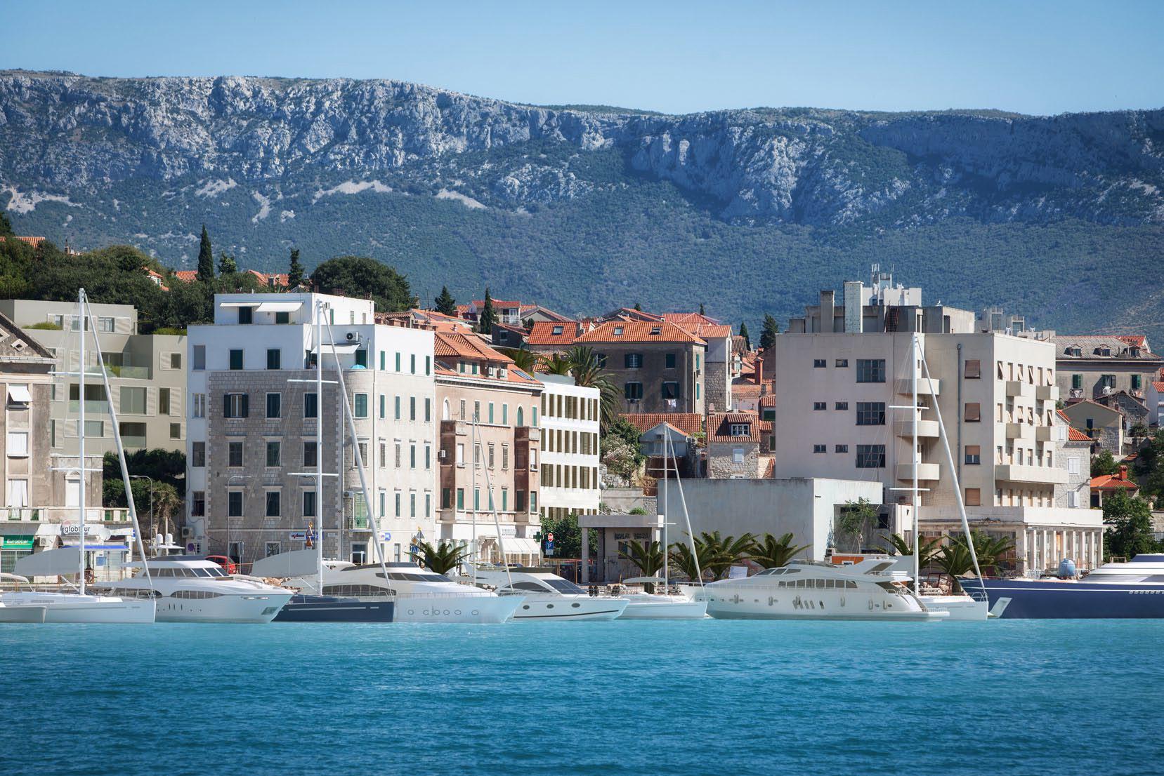 Luxury Apartments Riva Split