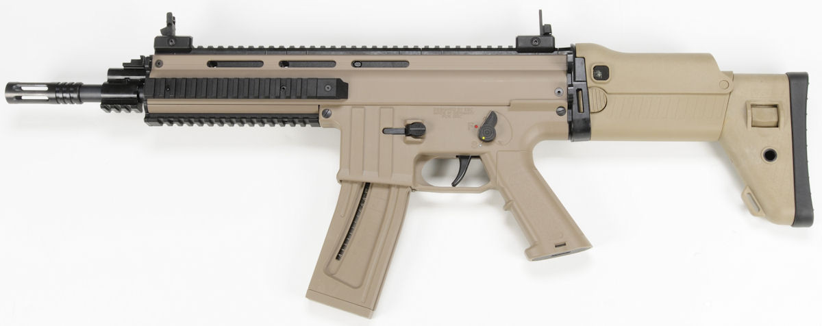 ISSC MK22 Commando .22lrf