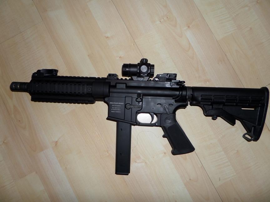 OA-15 Kal. 9mm