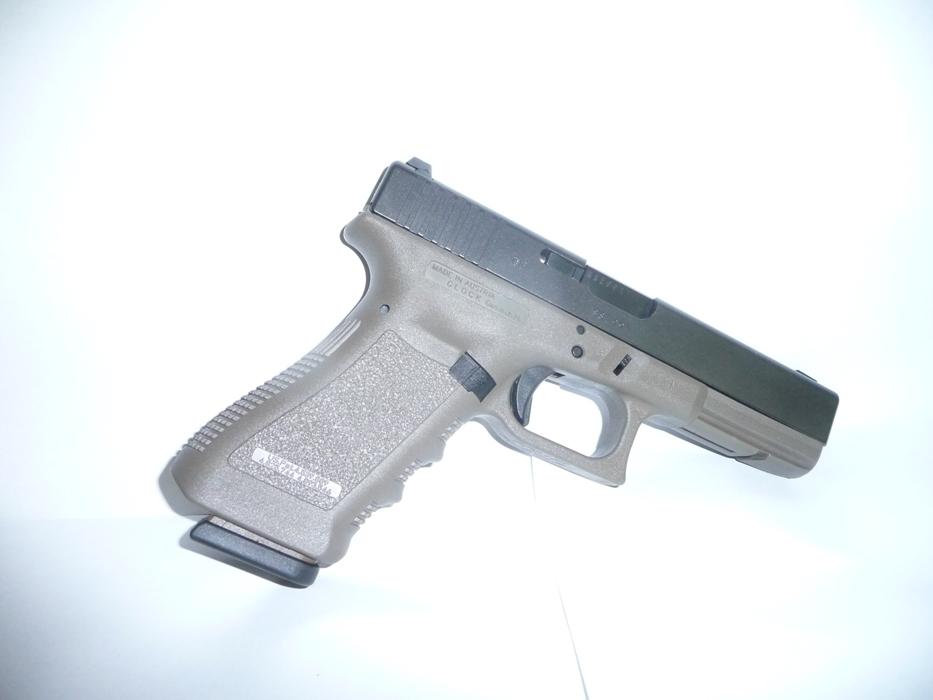 Glock 17  Kaliber 9mm