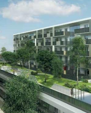 TOPINVEST!! 2 Zimmer Appartement,Provisionsfrei,Erstbezug,Studentenfreundlich,Kostenlose Erstmietergarantie,großer Balkon,Ruhelage