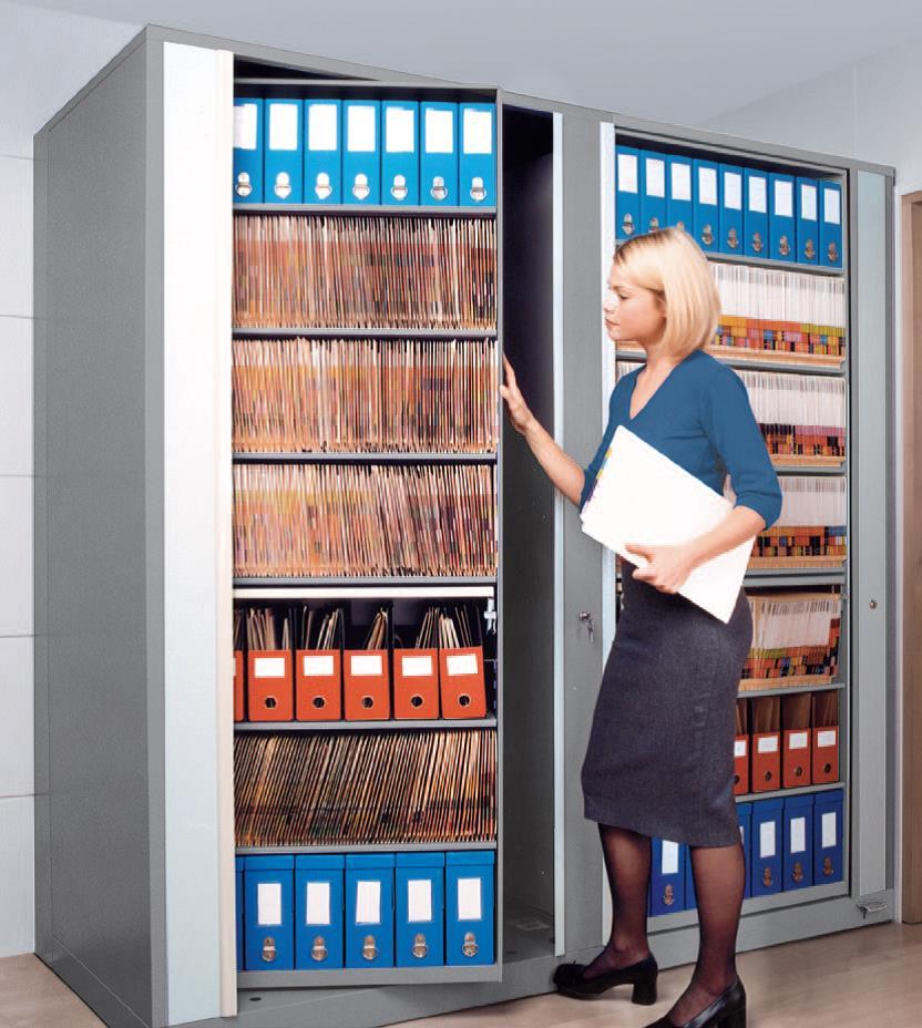 Aufbewahrungssysteme Fur Buro Und Archiv