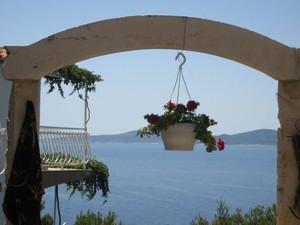 Ferienwohnung, Kroatien, Meerblick