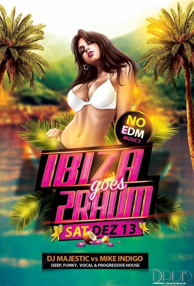 Ibiza goes 2Raum