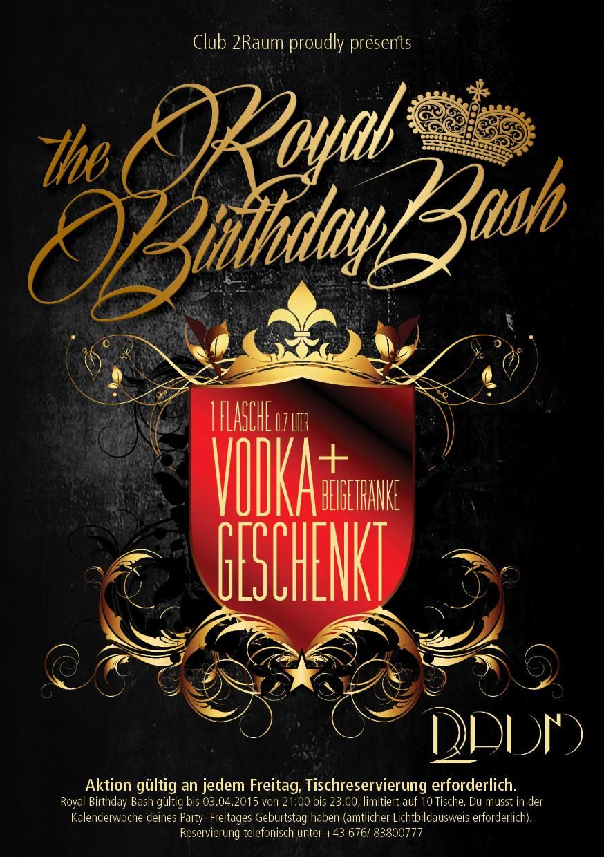 The Royal Birthday Bash
