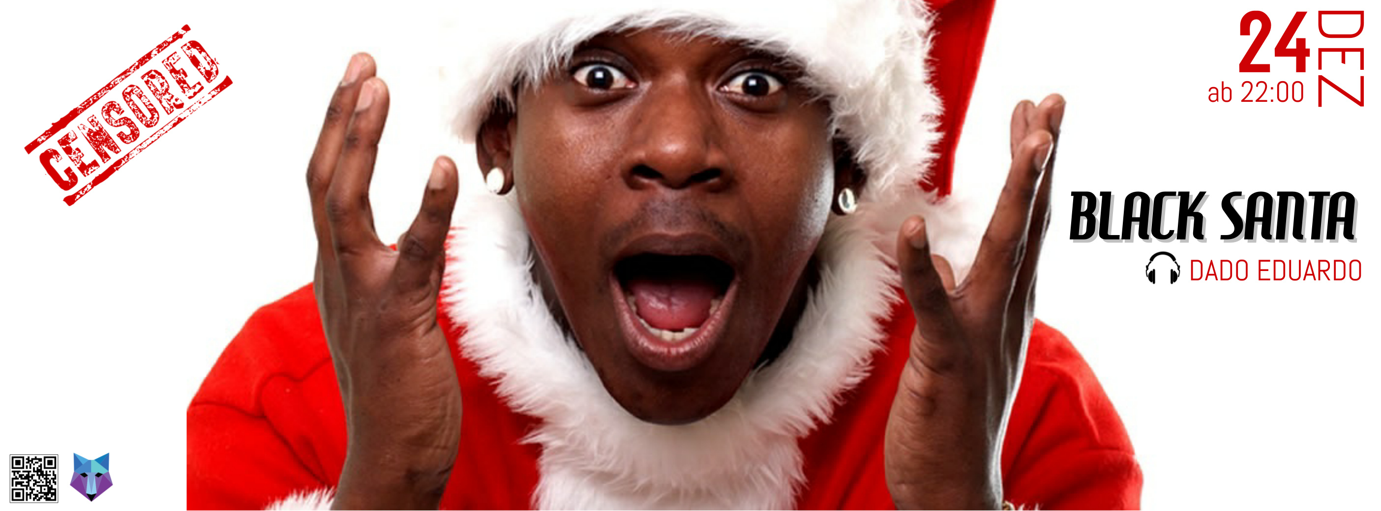 Black Santa & The Nutcrackers