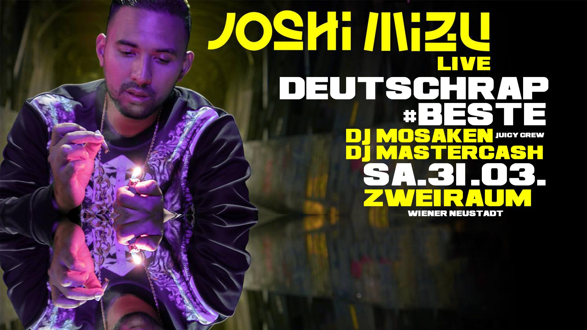 Deutschrap #beste mit Joshi Mizu