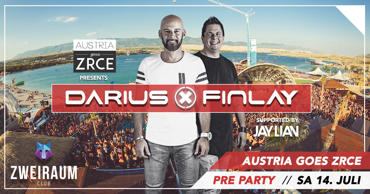 AUSTRIA goes ZRCE | PRE PARTY