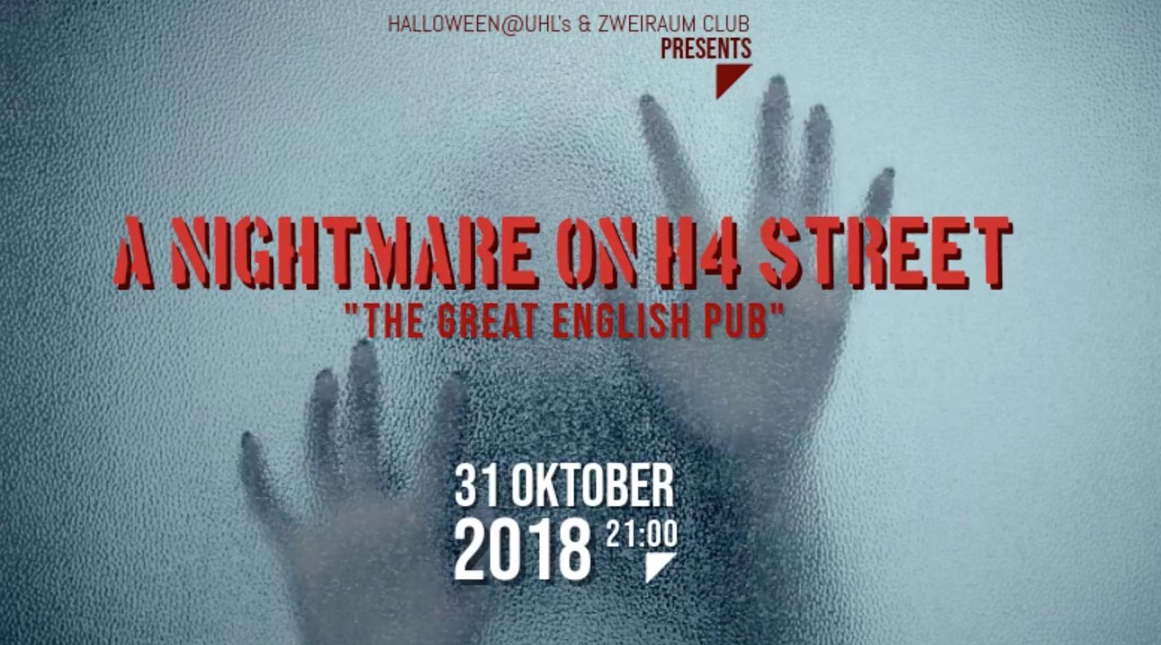 A NIGHTMARE ON H4 STREET