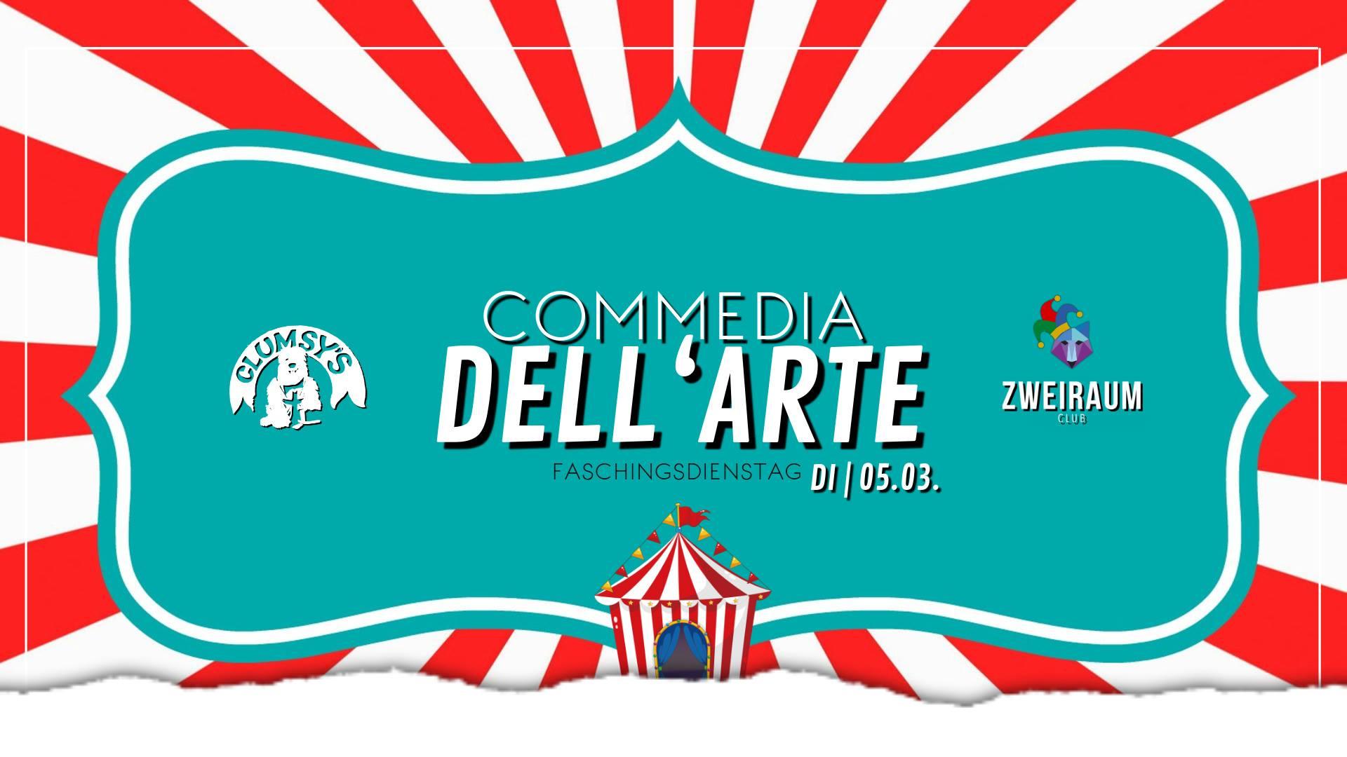 ★ Commedia Dell'Arte ★