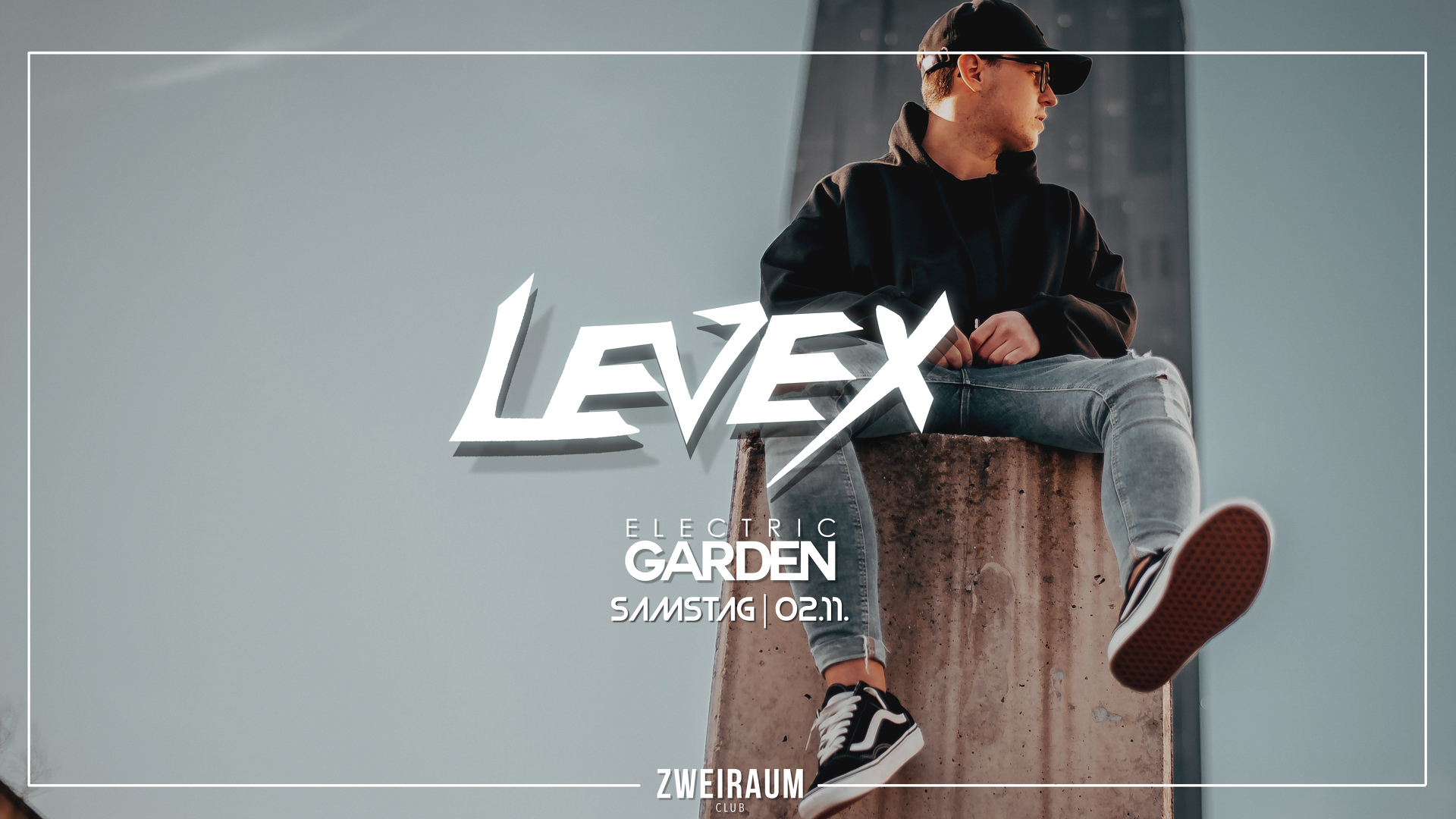 ELECTRIC GARDEN with LEVEX