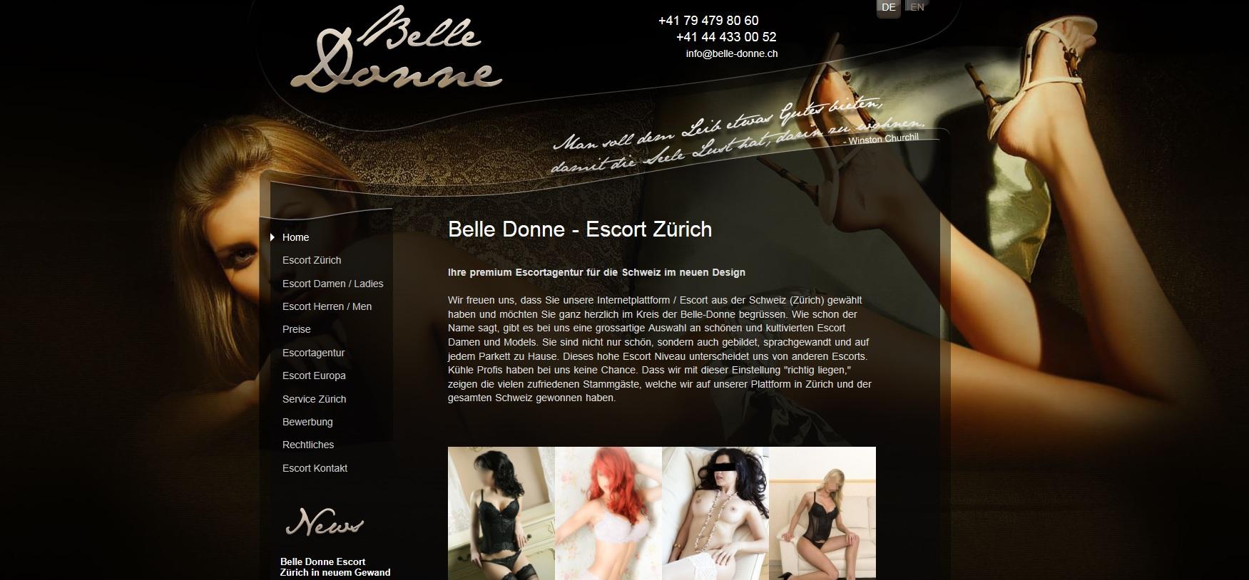 Belle Donne