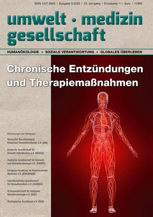 Titelbild der Zeitschrift umg