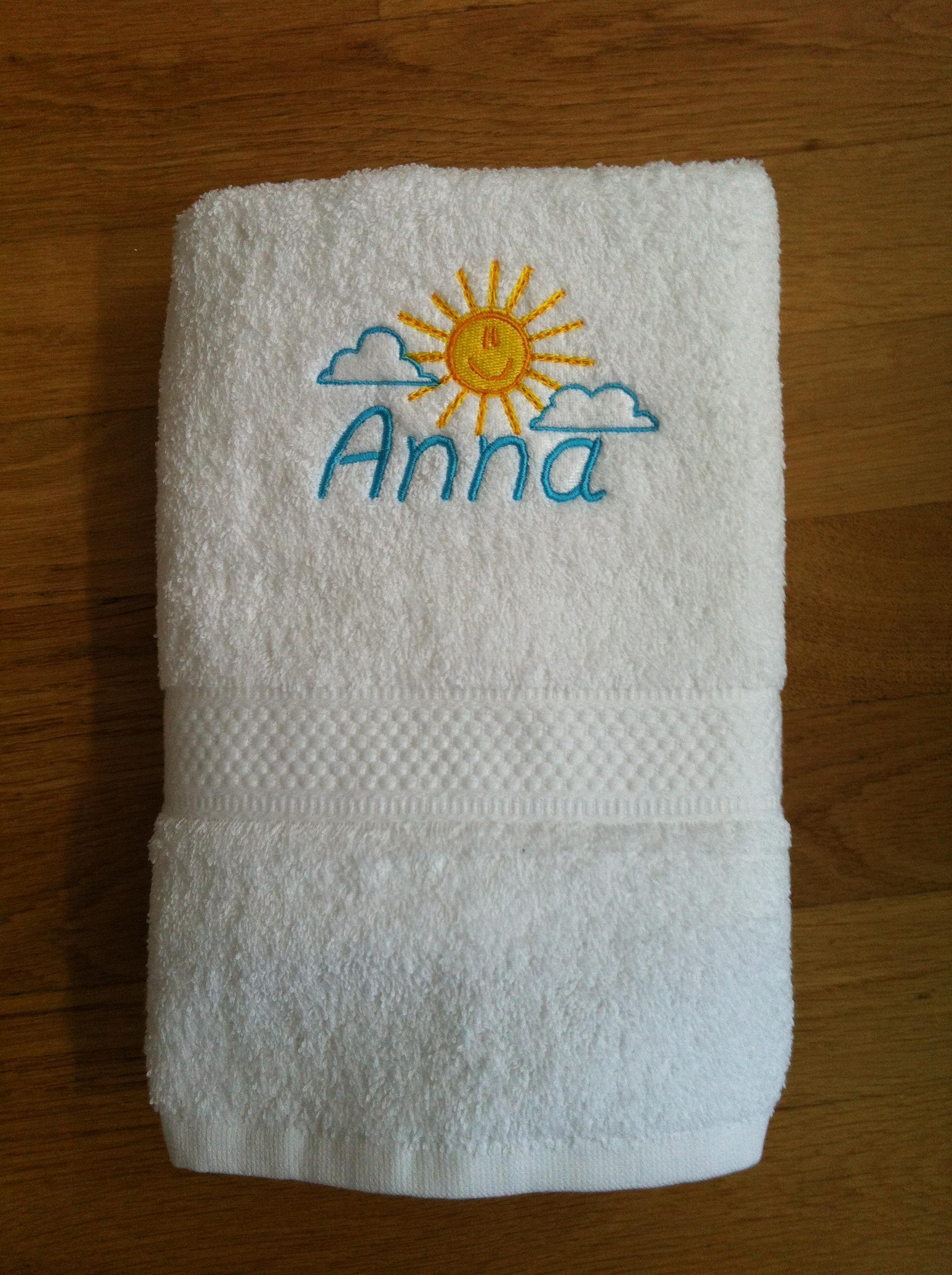 Handtuch *Sunny*