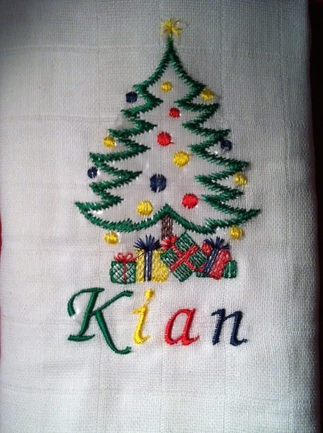 Weihnachtswindel *Tannenbaum*