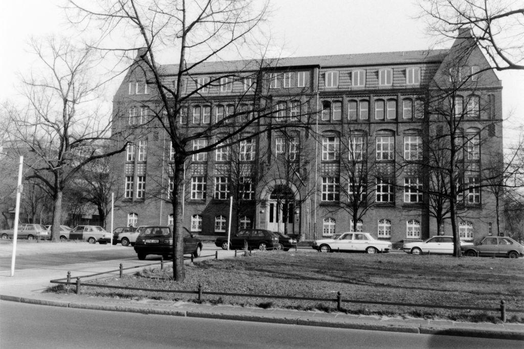 Foto der Seestraße 11 kurz vor dem Abriss