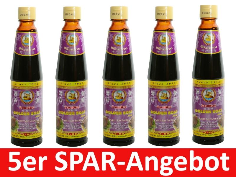 Süße Sojasauce Thai 5 x 300ml