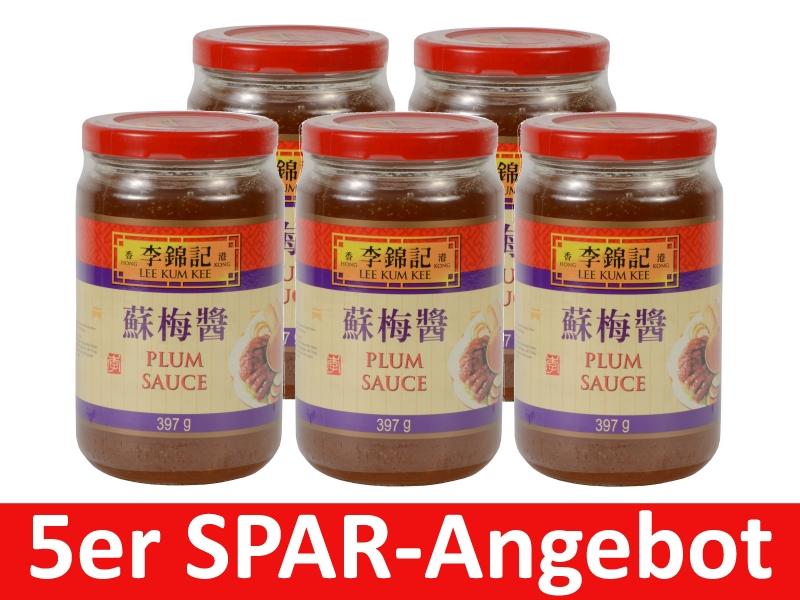 Pflaumen Sauce LKK 5 x 397g