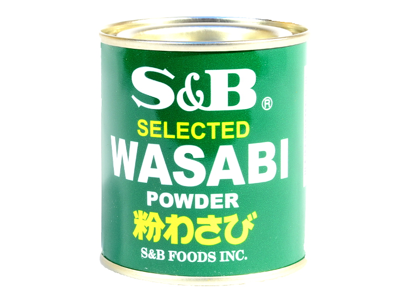 Wasabi Powder für Paste S&B