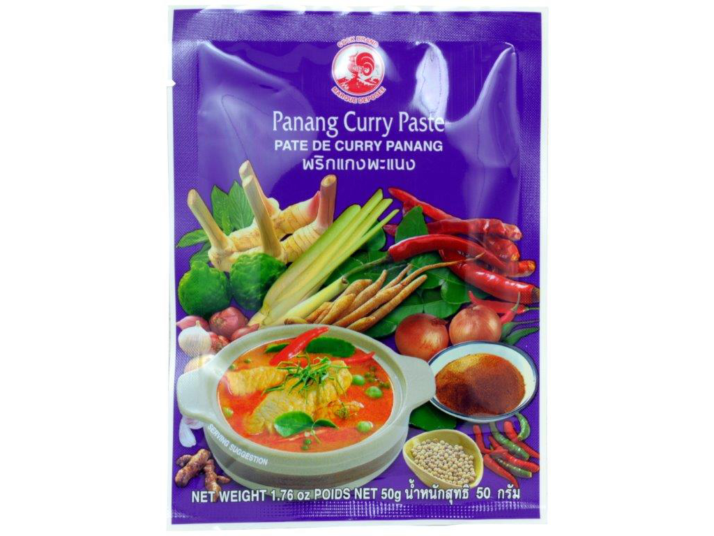 50g Panang Currypaste Cock