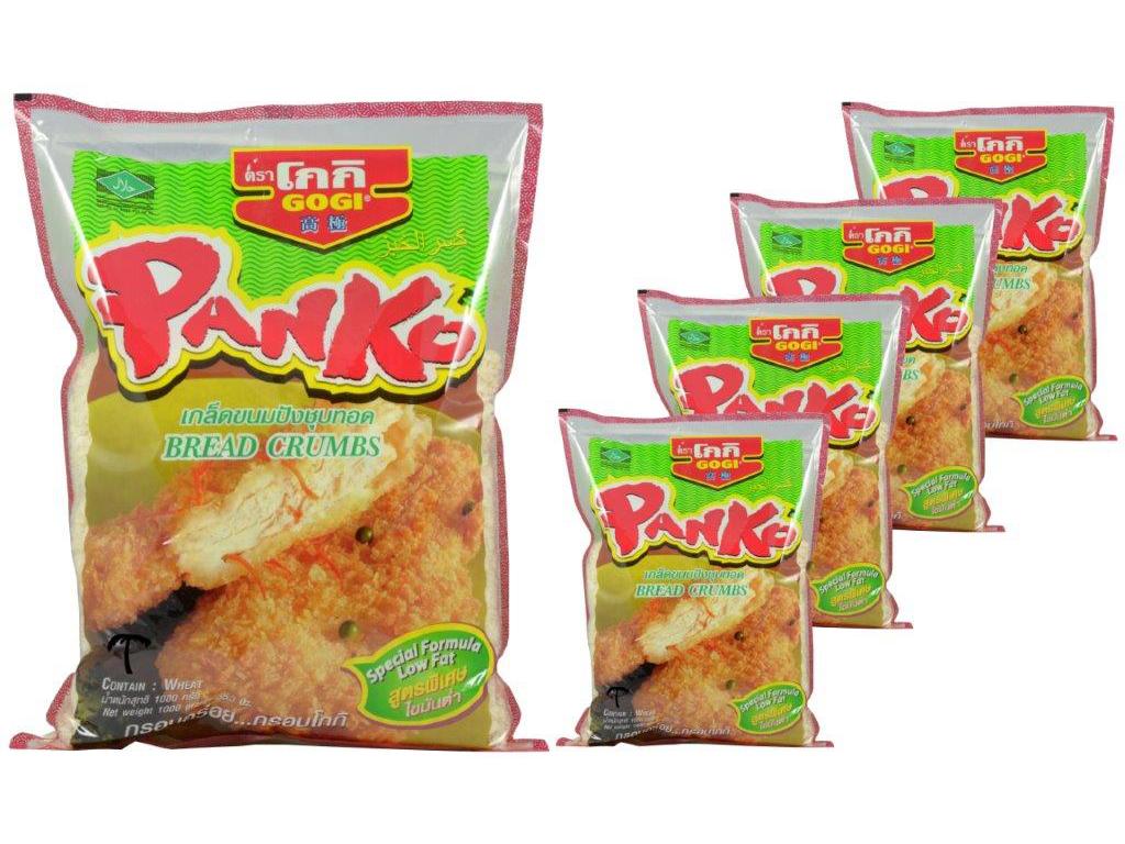Panko Brotkrümel 5 x 1kg