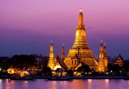Kombireisen Thailand