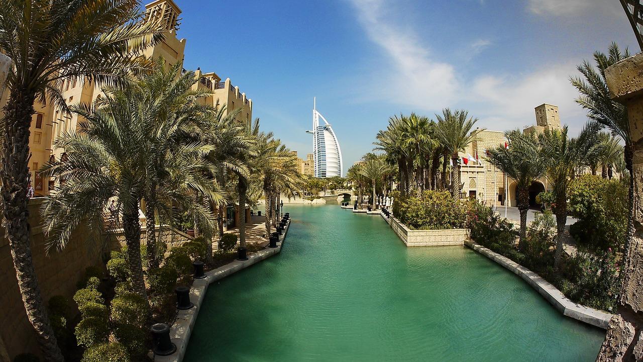 Kombireisen Dubai - Dubai Reisen Bild 1