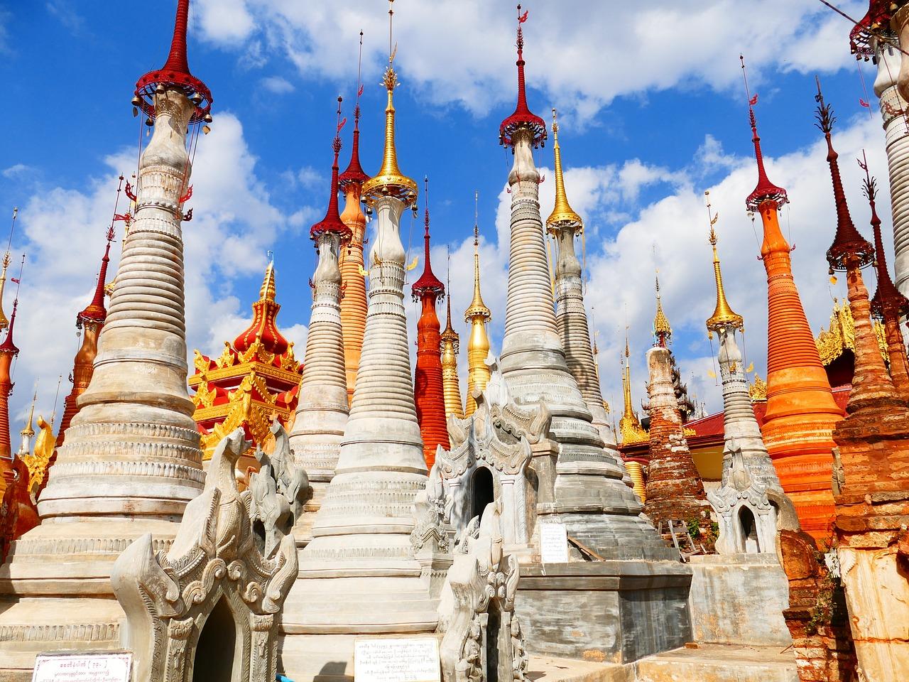 Kombireisen Myanmar - Myanmar Reisen Bild 1