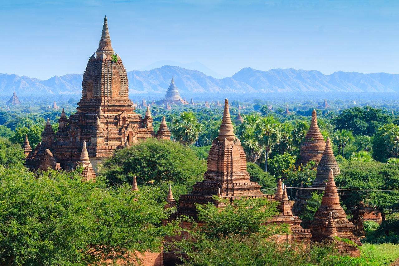 Kombireisen Myanmar - Myanmar Reisen Bild 2