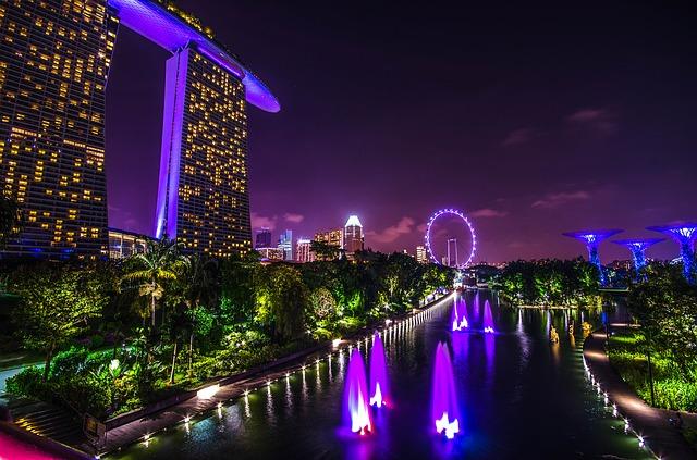 Kombireisen Singapur & Phuket
