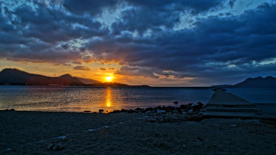 Nightlife rund um Alcudia im Norden der Insel