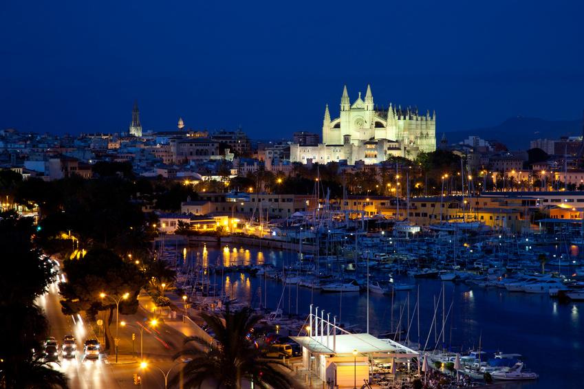 Das Nachtleben von Palma de Mallorca entdecken