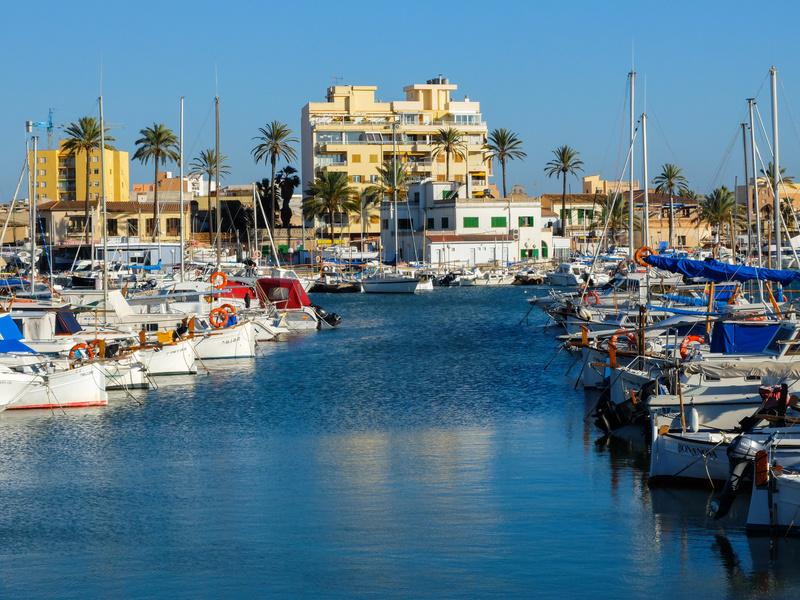 Unsere Hotspots in Portixol bei Palma de Mallorca