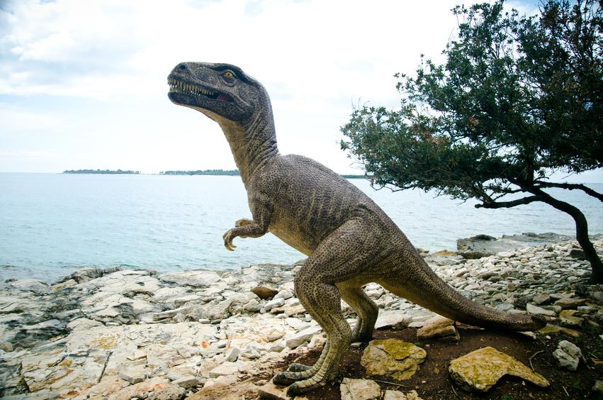 Die Dinosaurier kommen